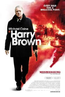 Harry Brown (2009) cover