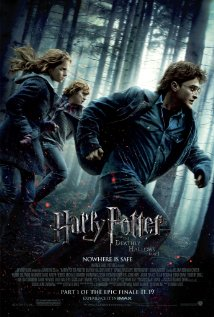 Harry Potter and the Deathly Hallows: Part 1 (2010) cover