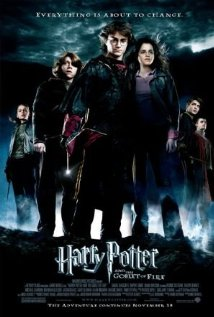 Harry Potter and the Goblet of Fire (2005) cover