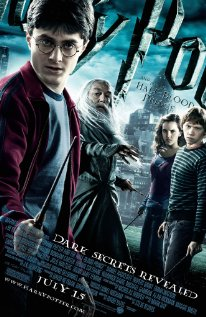 Harry Potter and the Half-Blood Prince (2009) cover