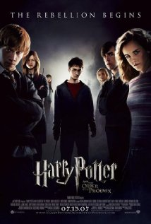 Harry Potter and the Order of the Phoenix (2007) cover