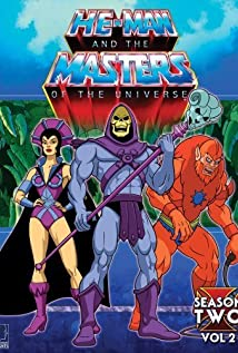 He-Man and the Masters of the Universe (1983) cover