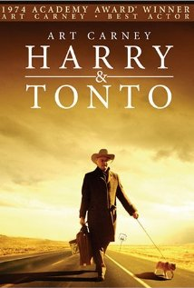 Harry and Tonto 1974 poster