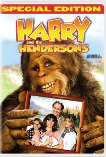 Harry and the Hendersons 1987 poster