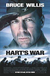 Hart's War 2002 poster