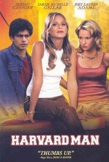Harvard Man (2001) cover
