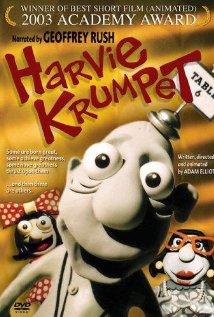 Harvie Krumpet (2003) cover