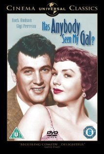 Has Anybody Seen My Gal 1952 poster