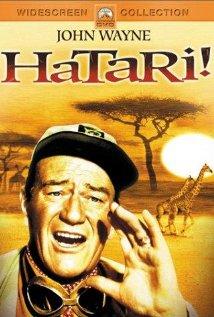 Hatari! (1962) cover