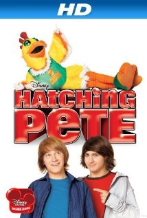 Hatching Pete (2009) cover