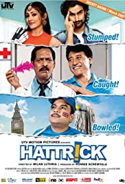 Hattrick (2007) cover