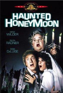 Haunted Honeymoon (1986) cover