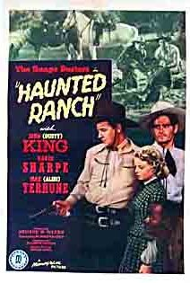 Haunted Ranch (1943) cover