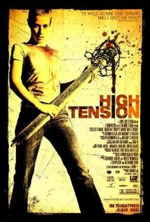 Haute tension (2003) cover