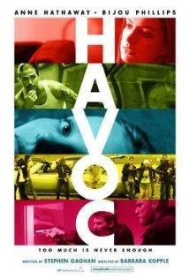Havoc 2005 poster