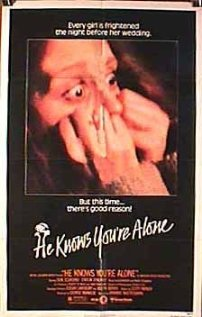 He Knows You're Alone (1980) cover