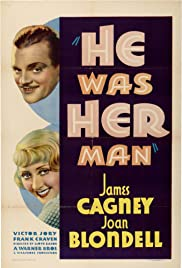 He Was Her Man (1934) cover