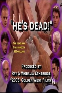 He's Dead (2008) cover