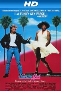 He's My Girl 1987 poster