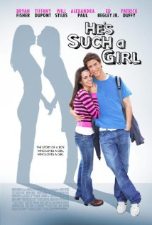 He's Such a Girl (2009) cover