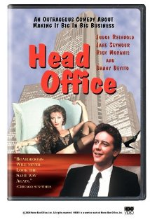 Head Office (1985) cover