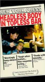 Headless Body in Topless Bar (1995) cover