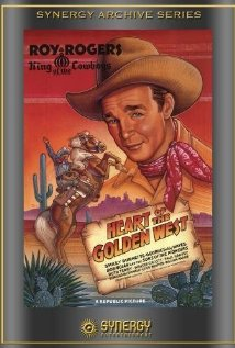 Heart of the Golden West (1942) cover