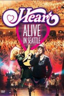 Heart: Alive in Seattle 2003 poster
