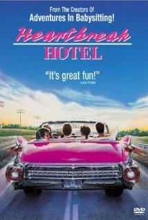 Heartbreak Hotel 1988 poster