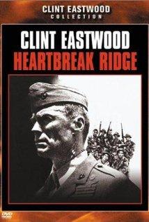 Heartbreak Ridge (1986) cover
