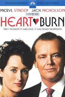 Heartburn (1986) cover