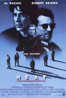 Heat (1995) cover