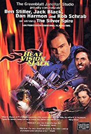 Heat Vision and Jack 1999 poster