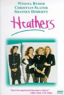 Heathers (1988) cover
