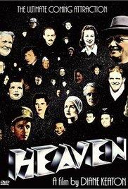 Heaven (1987) cover