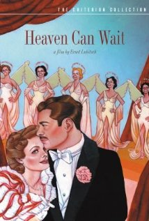 Heaven Can Wait (1943) cover