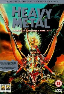 Heavy Metal (1981) cover