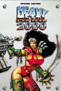 Heavy Metal 2000 (2000) cover