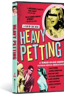 Heavy Petting (1989) cover