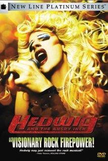 Hedwig and the Angry Inch (2001) cover