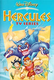 Hercules (1998) cover