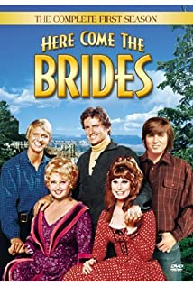 Here Come the Brides 1968 poster