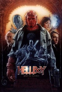 Hellboy (2004) cover