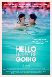 Hello I Must Be Going (2012) cover
