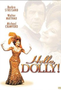 Hello, Dolly! (1969) cover