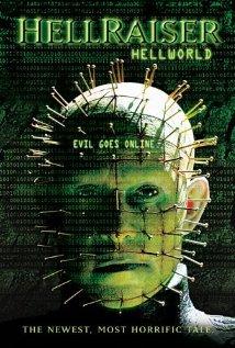 Hellraiser: Hellworld (2005) cover