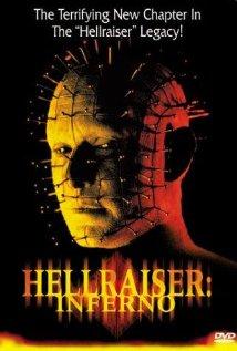 Hellraiser: Inferno (2000) cover