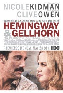 Hemingway & Gellhorn (2012) cover