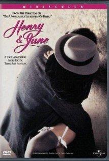 Henry & June (1990) cover