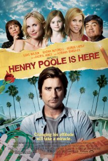Henry Poole Is Here (2008) cover